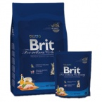 Brit Premium Cat Kitten 800гр*12шт