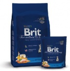 Brit Premium Cat Kitten Chicken 300гр*10шт